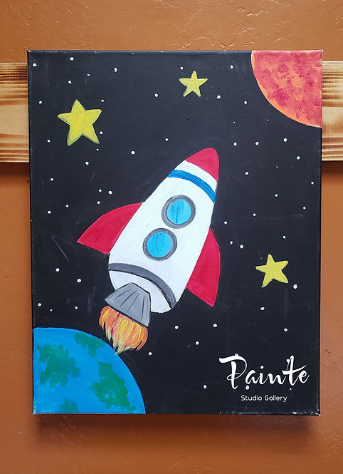 Painte Kit: Space Voyager