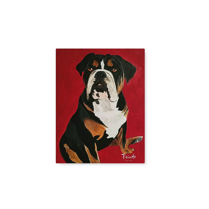 Paint Your Pet at Pessagno