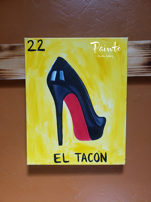 Painte Kit: The High heel