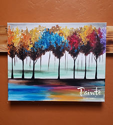 Virtual Paint Night on Aug. 14