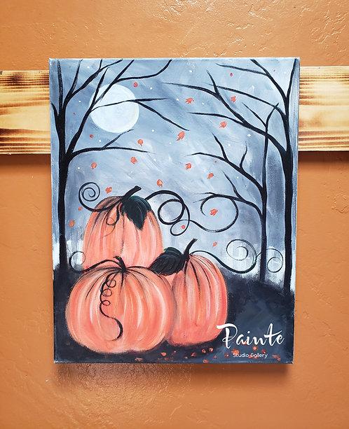 Painte Kit: Pumpkin Patch