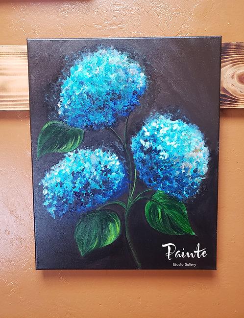 Paint Class Kit: Feeling Blue