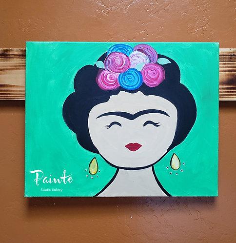 Painte Kit: Little Miss Frida