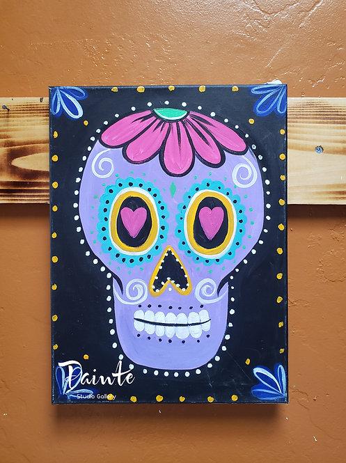 Painte Kit: Candy Skull