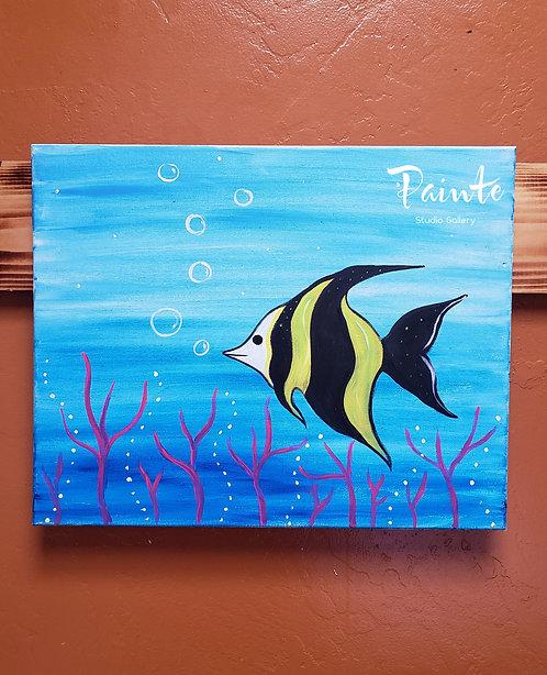Painte Kit: Ocean Friendly
