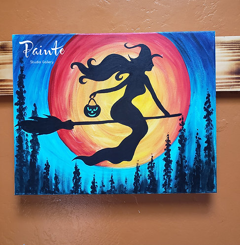 Painte Kit: Witches Night