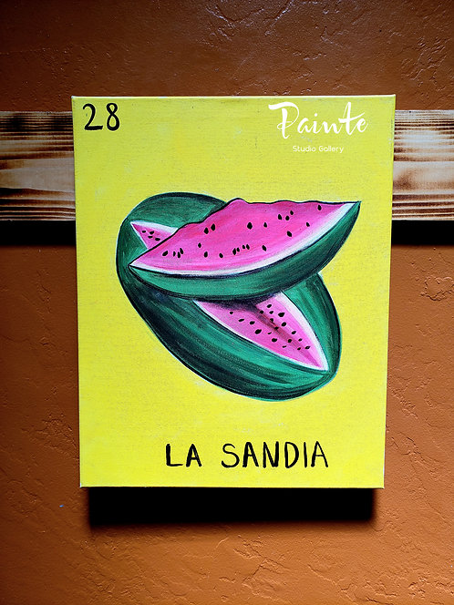 Painte Kit: The Watermelon