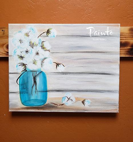 Painte Kit: Delicate Blooms