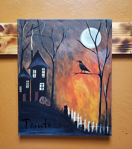 Paint Class Kit: Hallow's Eve