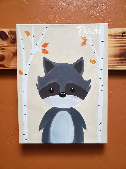 Painte Kit: Forest Friend
