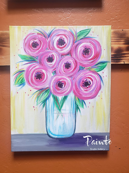 Painte Kit: Full Blooms
