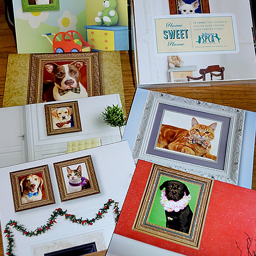 Jefferson SPCA Notecards
