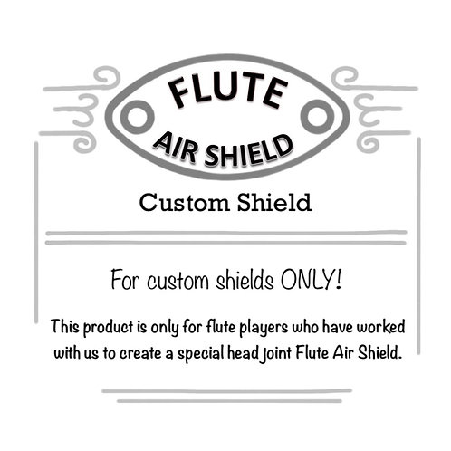 Custom Shield