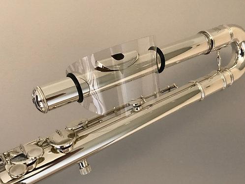 Bass Flute Air Shield