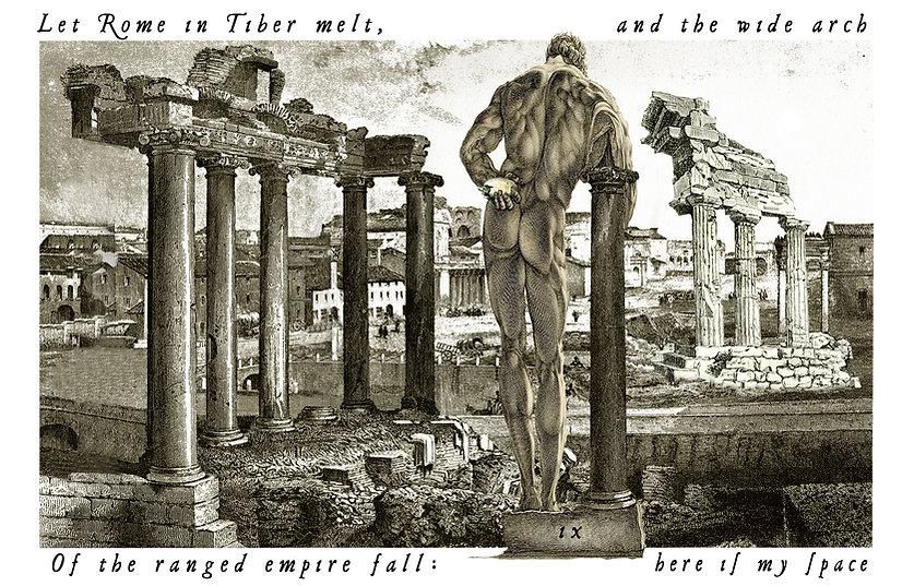The Shakespeare Tarot - Marc Antony