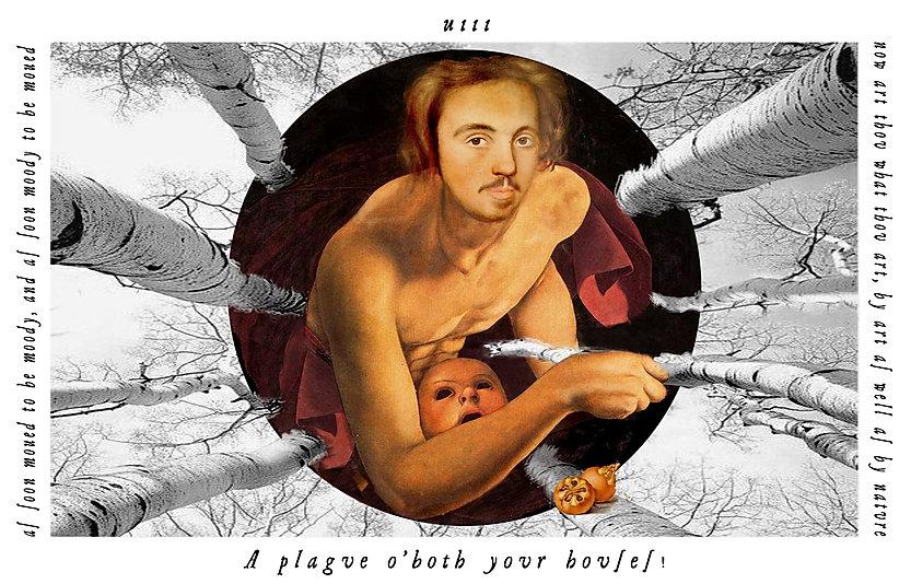 The Shakespeare Tarot - Mercutio