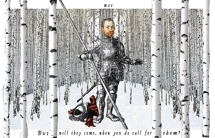 The Shakespeare Tarot - Hotspur