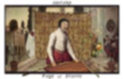 The Shakespeare Tarot - Costard