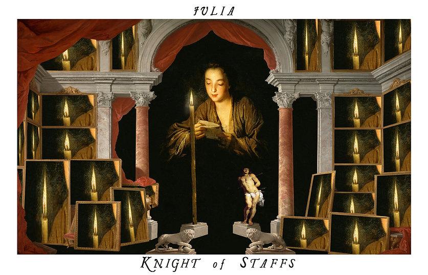 The Shakespeare Tarot - Julia