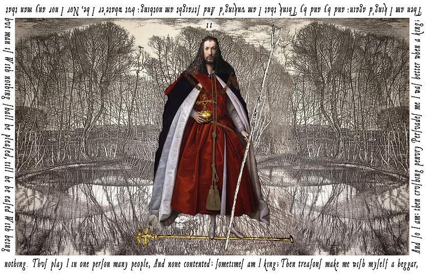 The Shakespeare Tarot - Richard II