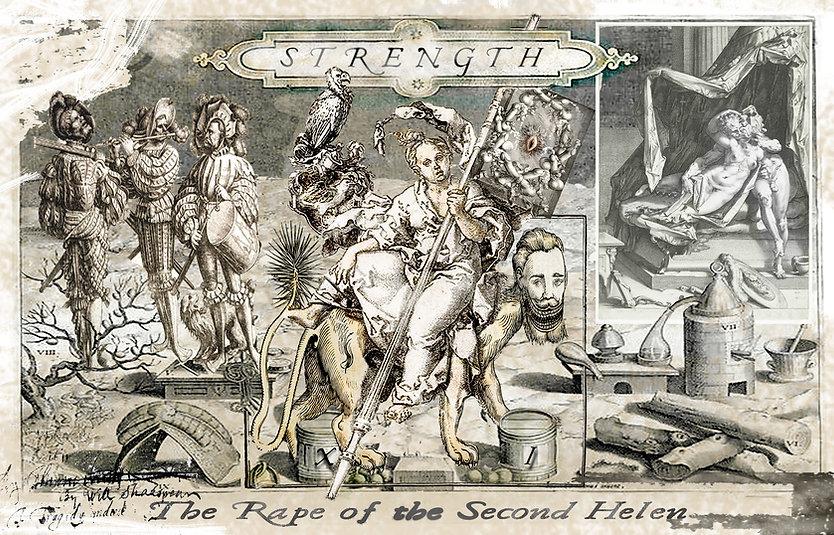 rape of the second helen