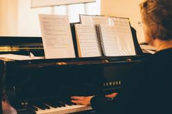 Klavier Immanuel Bibel Gemeinde