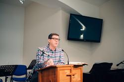 Bible preaching church Vienna