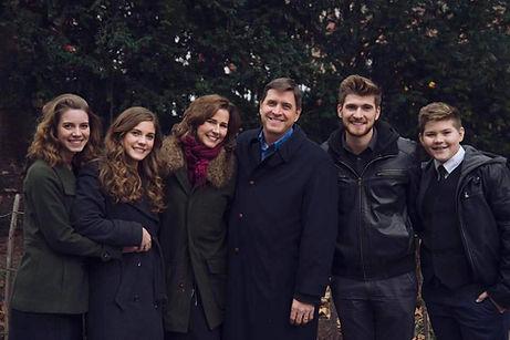 Pastor Todd Hudson Family