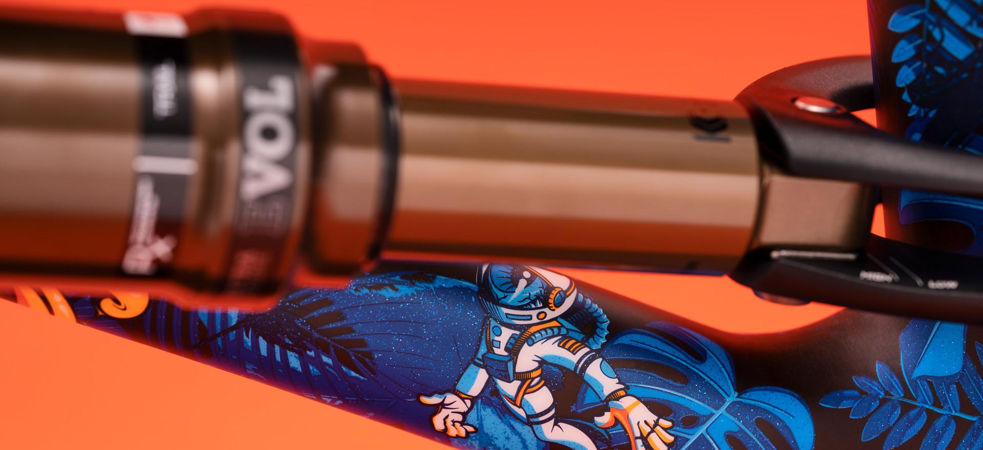 Cadre S-Works Turbo Levo Troy Lee Designs LTD