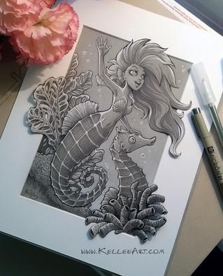 Mermaid crazy!