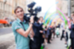 Видеооператор на свдаьбу