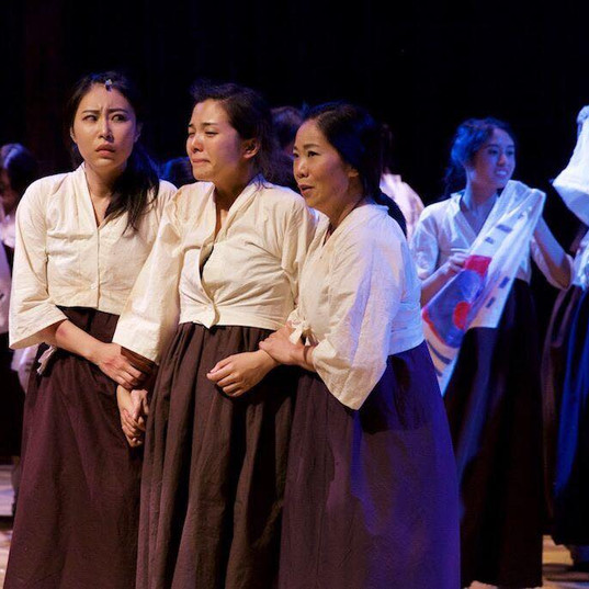 Comfort Women the Musical (Off-Broadway)