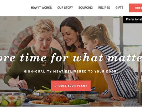 アメリカ在住の健康志向の人にオススメ!Grass-fed/Glass finish/Organicのお肉デリバリーサービス(Butcher Box)