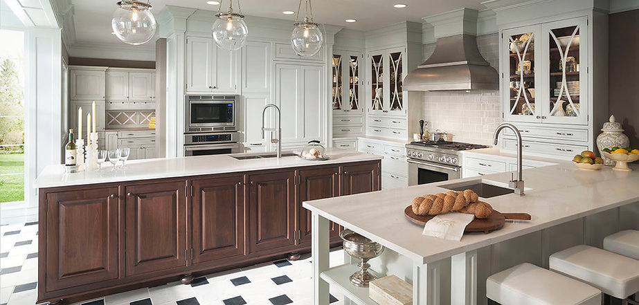 Woodmode featured cabinets