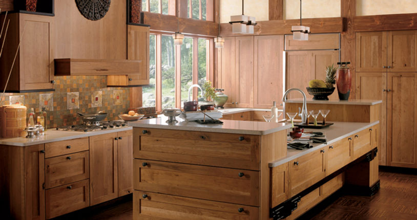 Brookhaven Cabinets