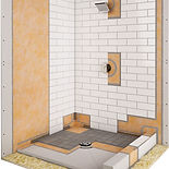 Shower systems that links to Schluter page