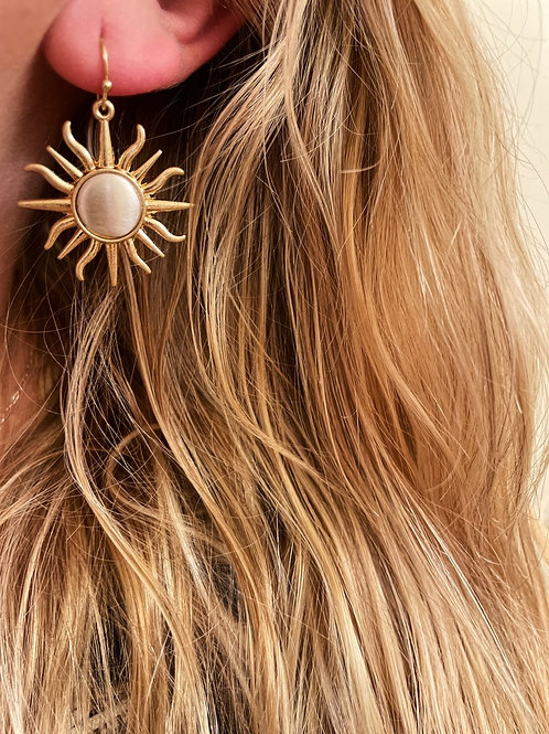 Sunlight Earrings