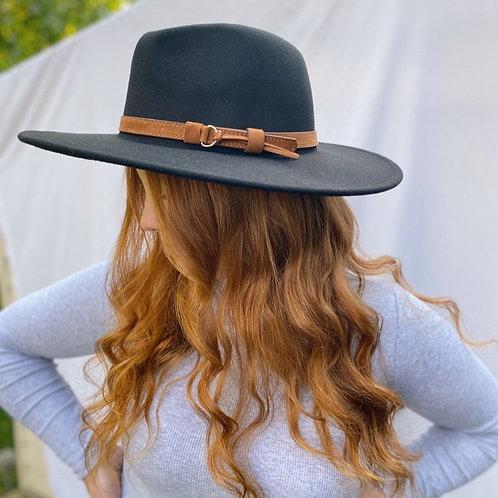 Wide Brim Adjustable Hat