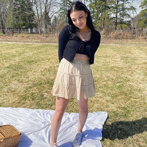 Sandy Flare Skirt