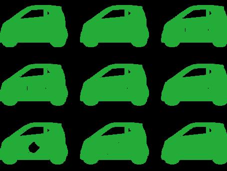 走行中の移動式充電車両が、複数のEVを同時に充電する移動充電サービス