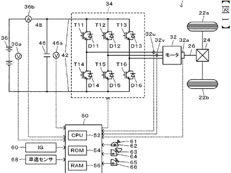 デッドタイムによる誤差電圧の変化抑制