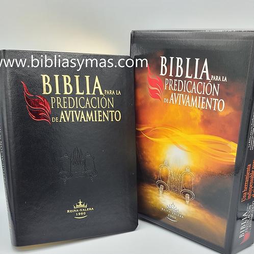 Biblia Pentecostal Predicación de Avivamiento