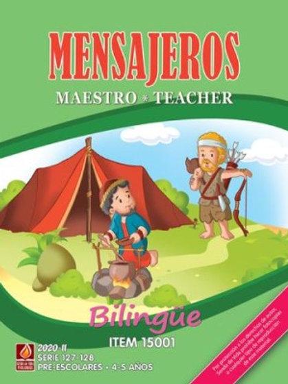 Mensajeros Maestro Bilingue II 2020
