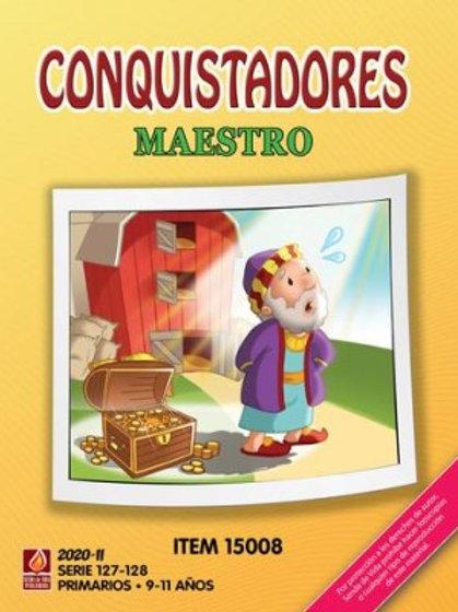 Conquistadores Maestro II 2020