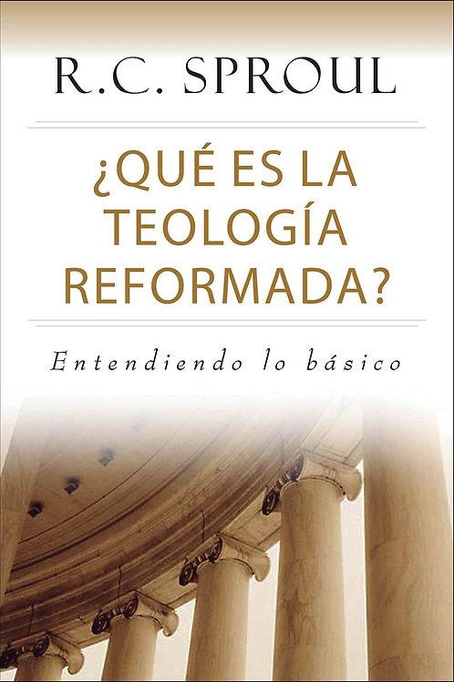 Qué es la teologia reformada? - R.C. Sproul