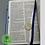 Thumbnail: Biblia Compacta Reina Valera 1960 Vinil Azul Indices y Ayudas