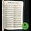Thumbnail: Biblia Reina Valera 1960 Letra Grande Ziper Índex Azul