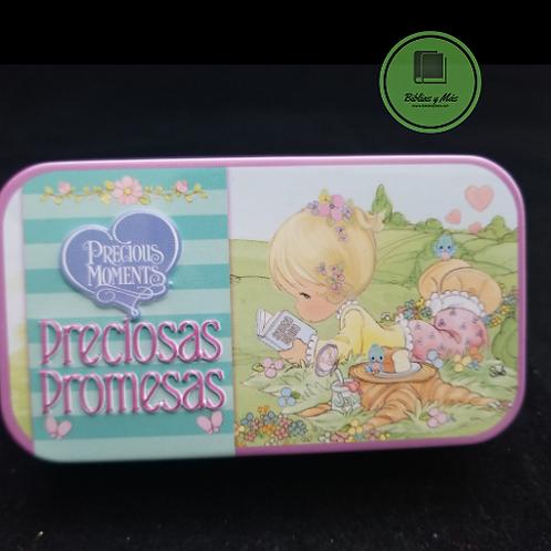 """50 Promesas De La Biblia Preciosos Momentos """"Preciosas Promesas"""""""