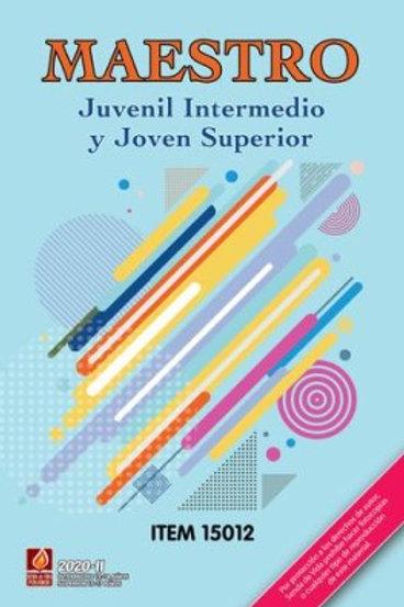 Juvenil Maestro II 2020
