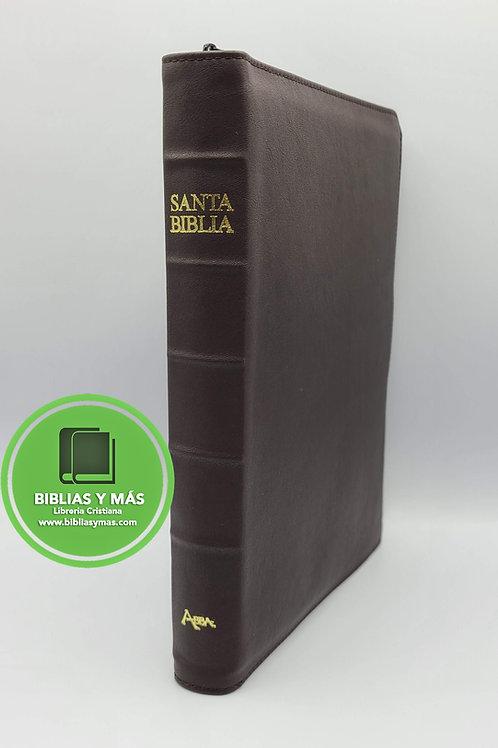Biblia Lenguaje Actual Letra Gigante Imit Piel ZiperCAFE